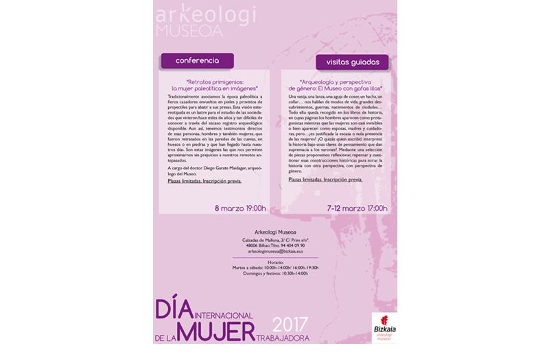 Día de la Mujer Bizkaiko Arkeologi Museoa