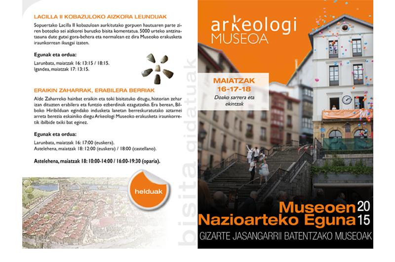 DIM 1 Bizkaiko Arkeologi Museoa