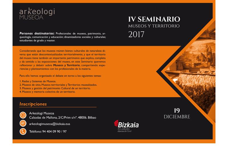 Mintegia - Seminario 1 Bizkaiko Arkeologi Museoa
